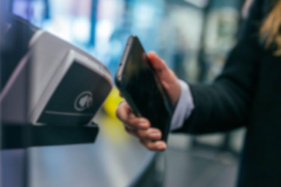 Mobilais maksajums terminali