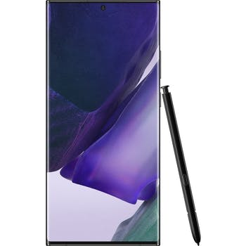 Samsung Galaxy Note20 Ultra 5G, Mystic Black