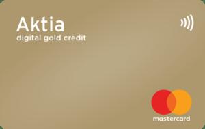 Aktia digital gold credit