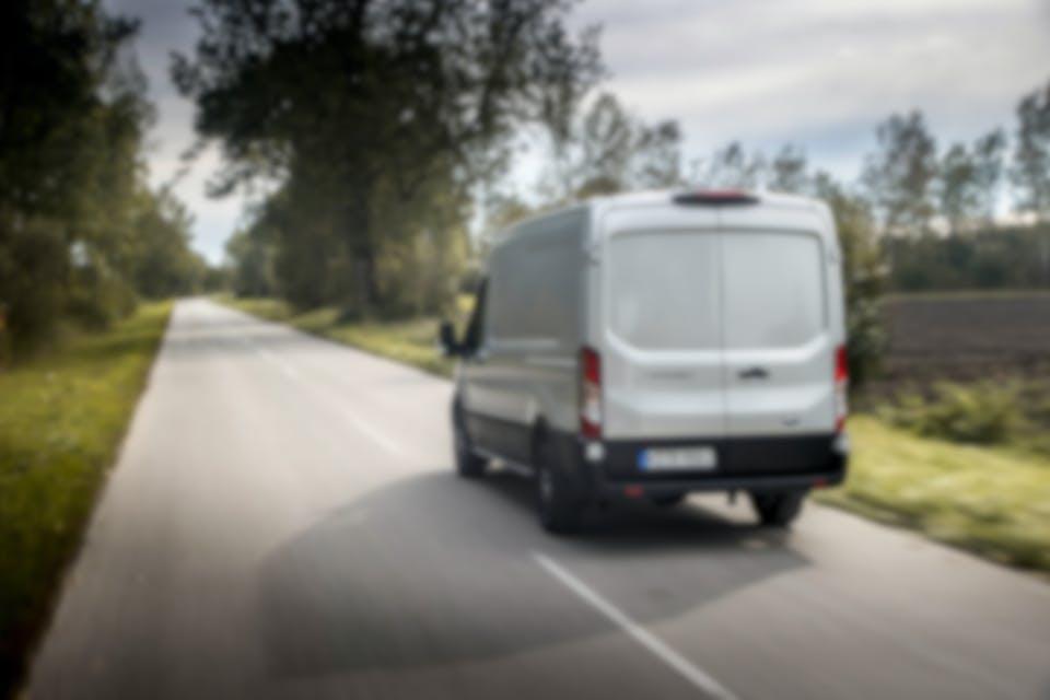 Suosituimmat pakettiautot vuonna 2021