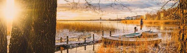 Helsinki marraskuussa