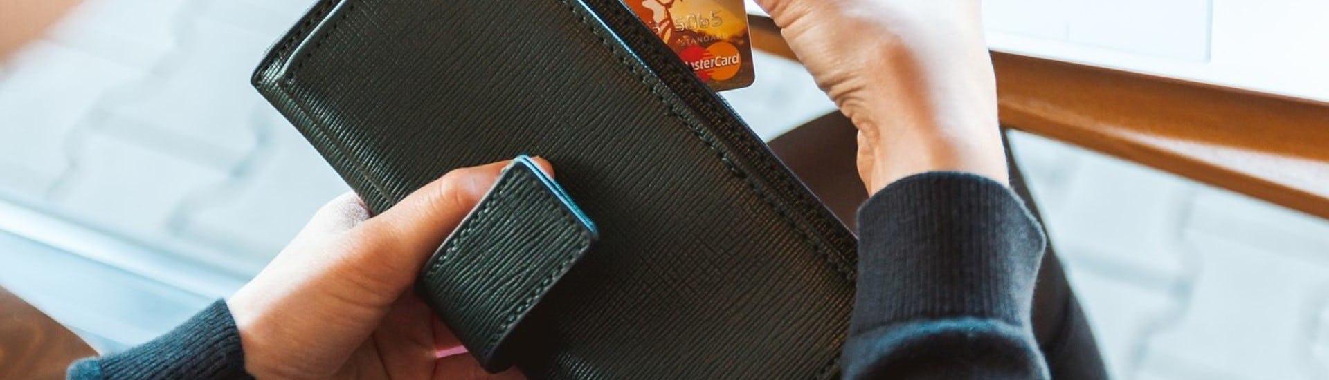 Luottokortti ja järjestelyluotto
