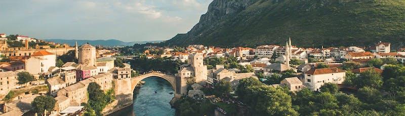 Mostar, Bosnia-Hertsegovina