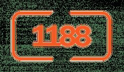 1188 logo