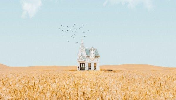 Iegūsti zemi mājas būvniecībai