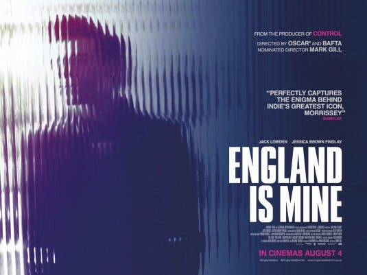 England is Mine Trailer.