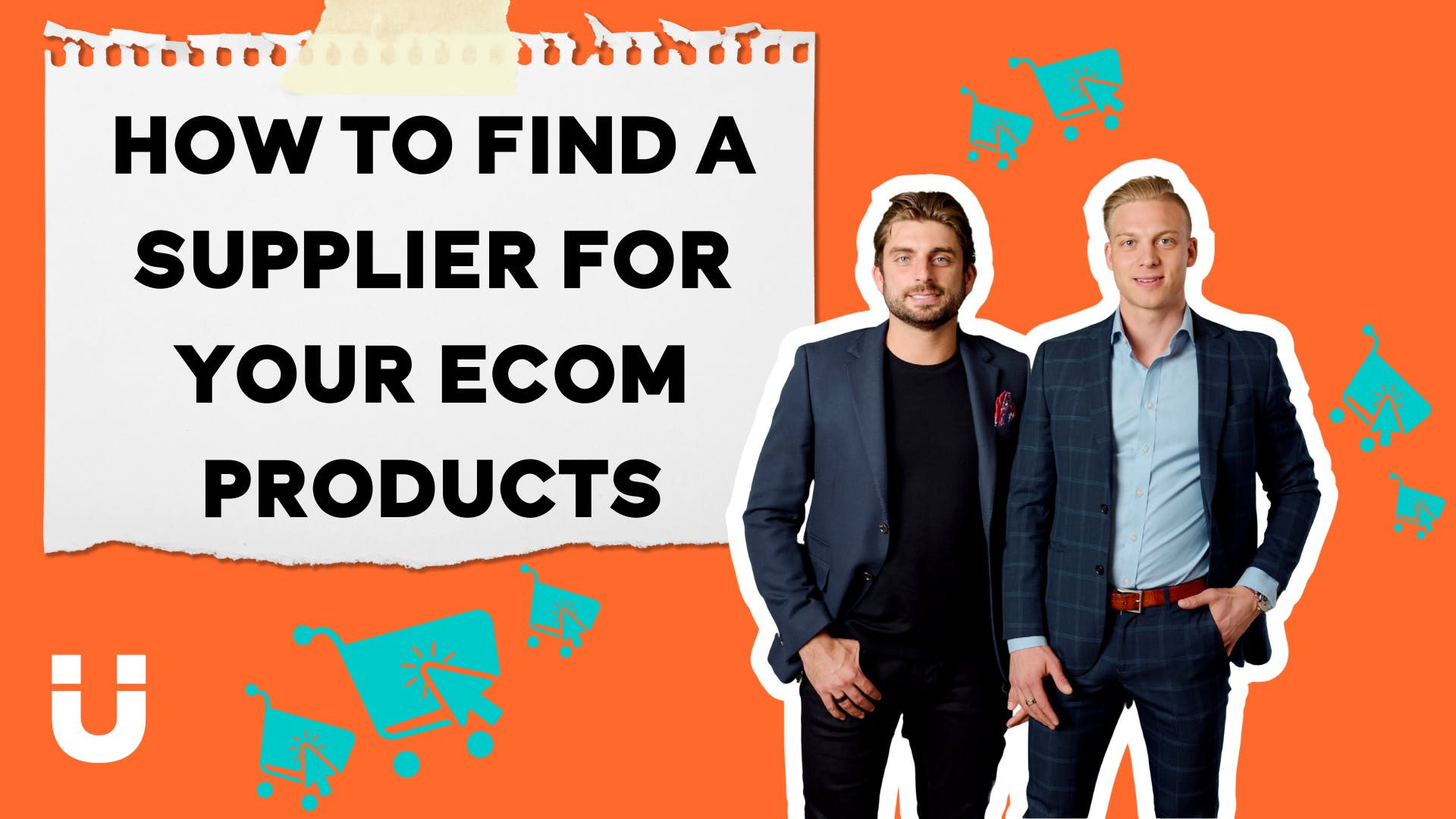 Sourci Founders Giovanni Pino and Ellie Vaisman chat about how to find the perfect supplier for your ecommerce products!