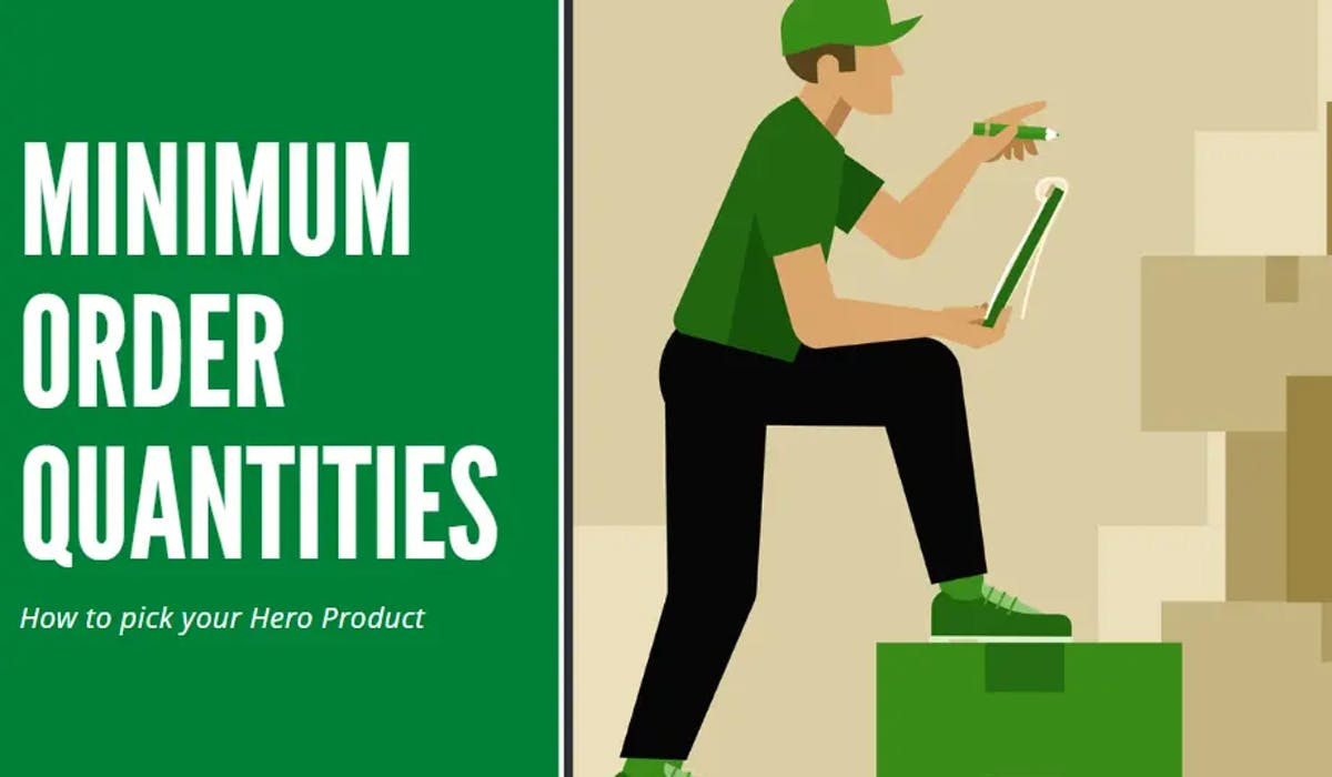 Find out why is important to understand MOQ's (Minimum Order Quantities) and how to engage manufacturers with the right MOQ's for your business.