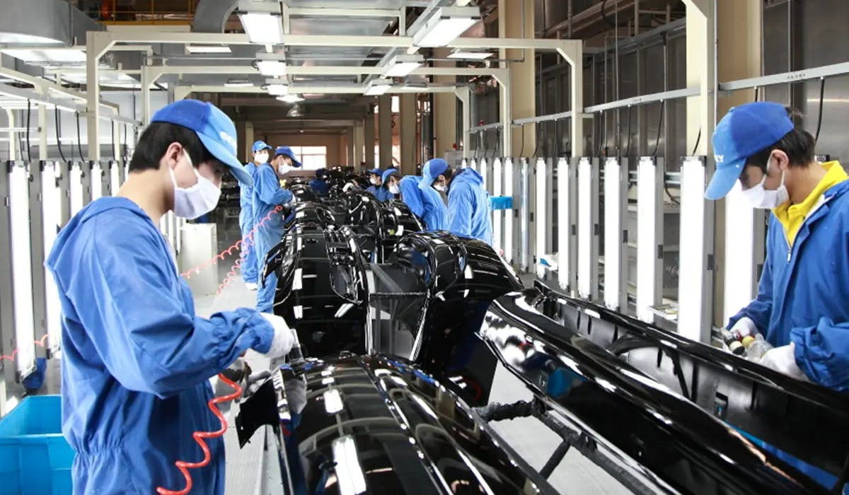 Chinese manufacturers have found their position in the market – low cost products. With this, they are making cutting edge and superior items accessible.