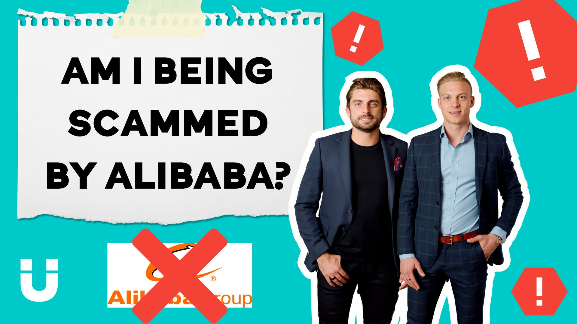 See how Sourci founder Giovanni Pino came across an Alibaba profile that seems to be advertising and selling fake products!