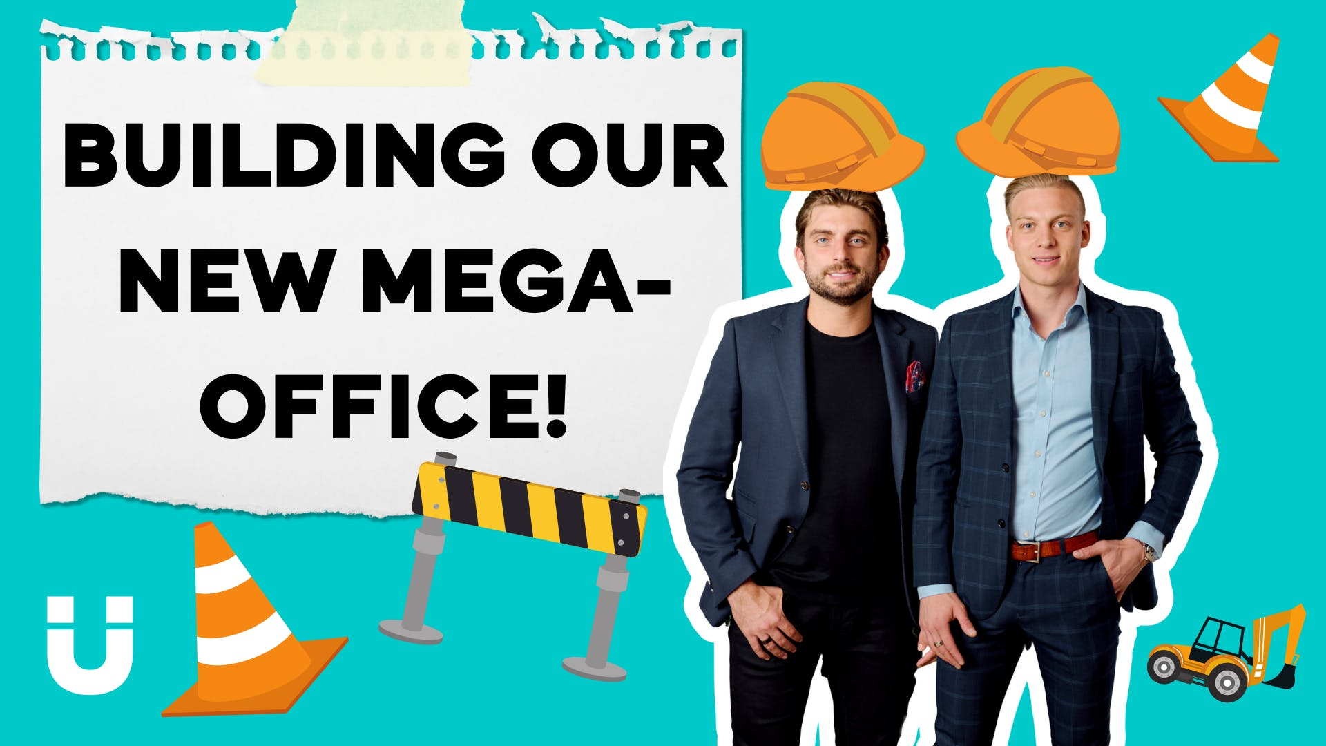 Take a look behind the scenes into the process of building our brand new mega-office in Melbourne!