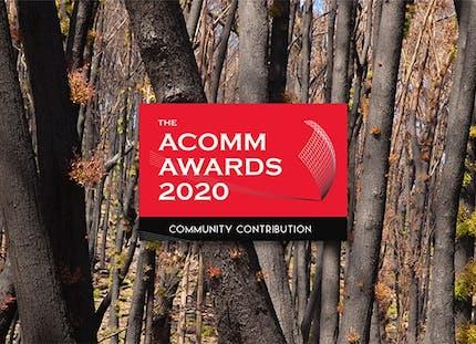 Southern Phone Wins Community Contribution Award at the 2020 ACOMM Awards