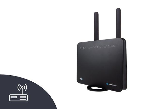 Netcomm Home Wireless Broadband Modem