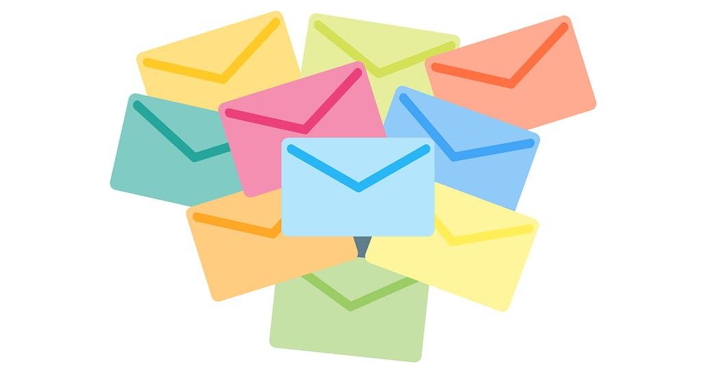 E-Mail-Symbole