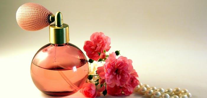 Blumiges Parfum