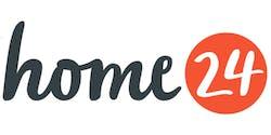 home24 Logo auf weißem Grund