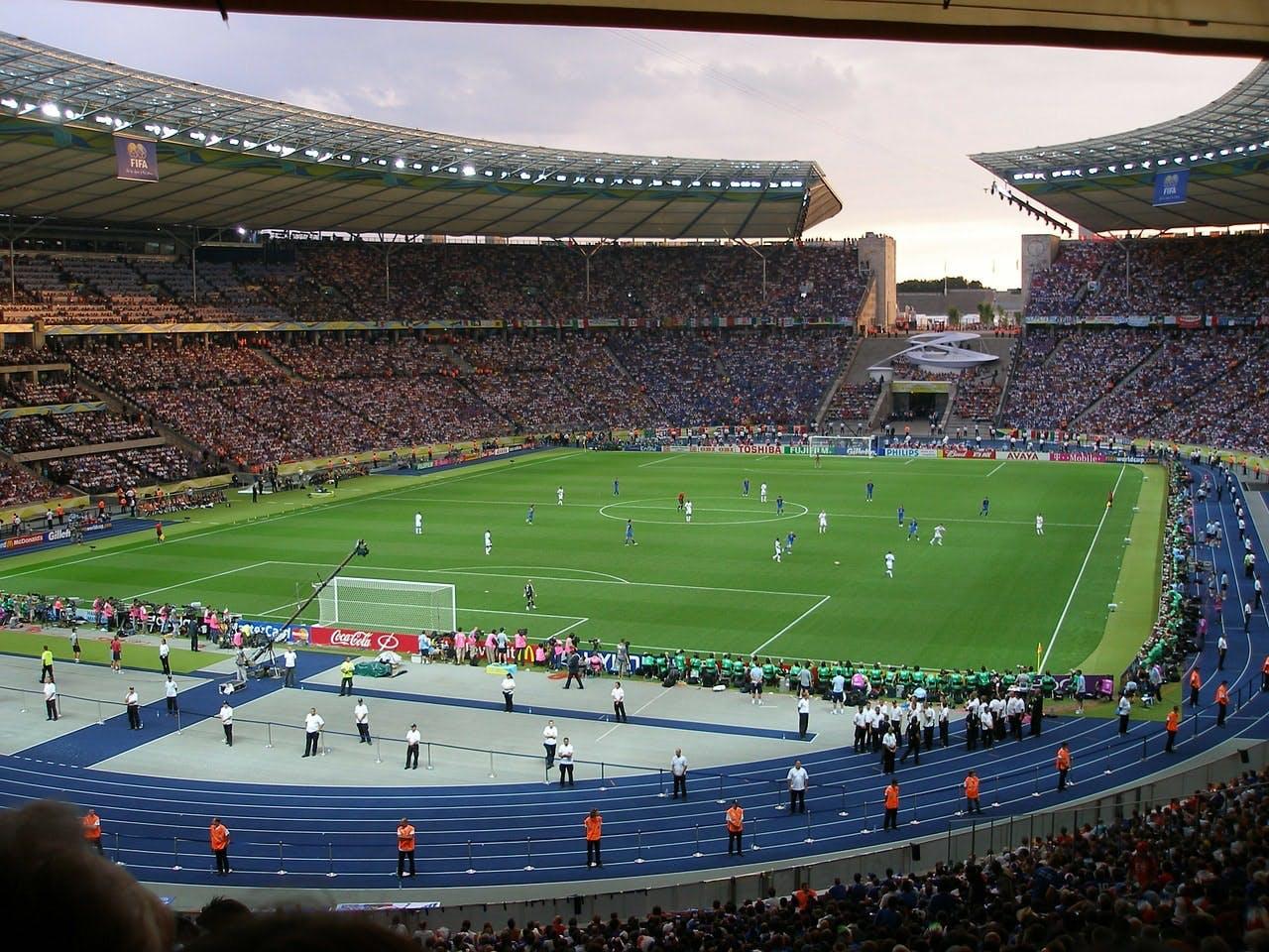 Fußball-Spiele live streamen