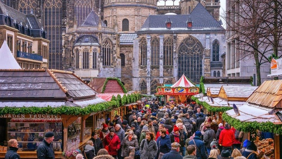 Die schönsten Weihnachtsmärkte in und um Deutschland