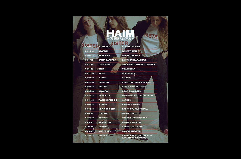 Tour Poster Design