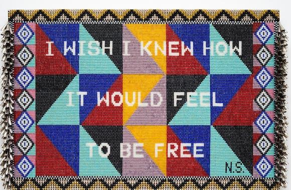 <i>I Wish I Knew How It Would Feel to Be Free</i>