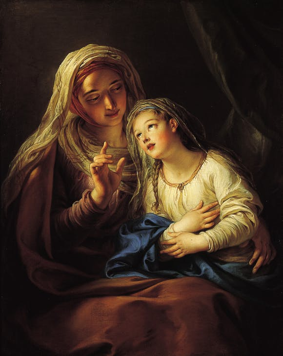 <i>The Education of the Virgin</i>