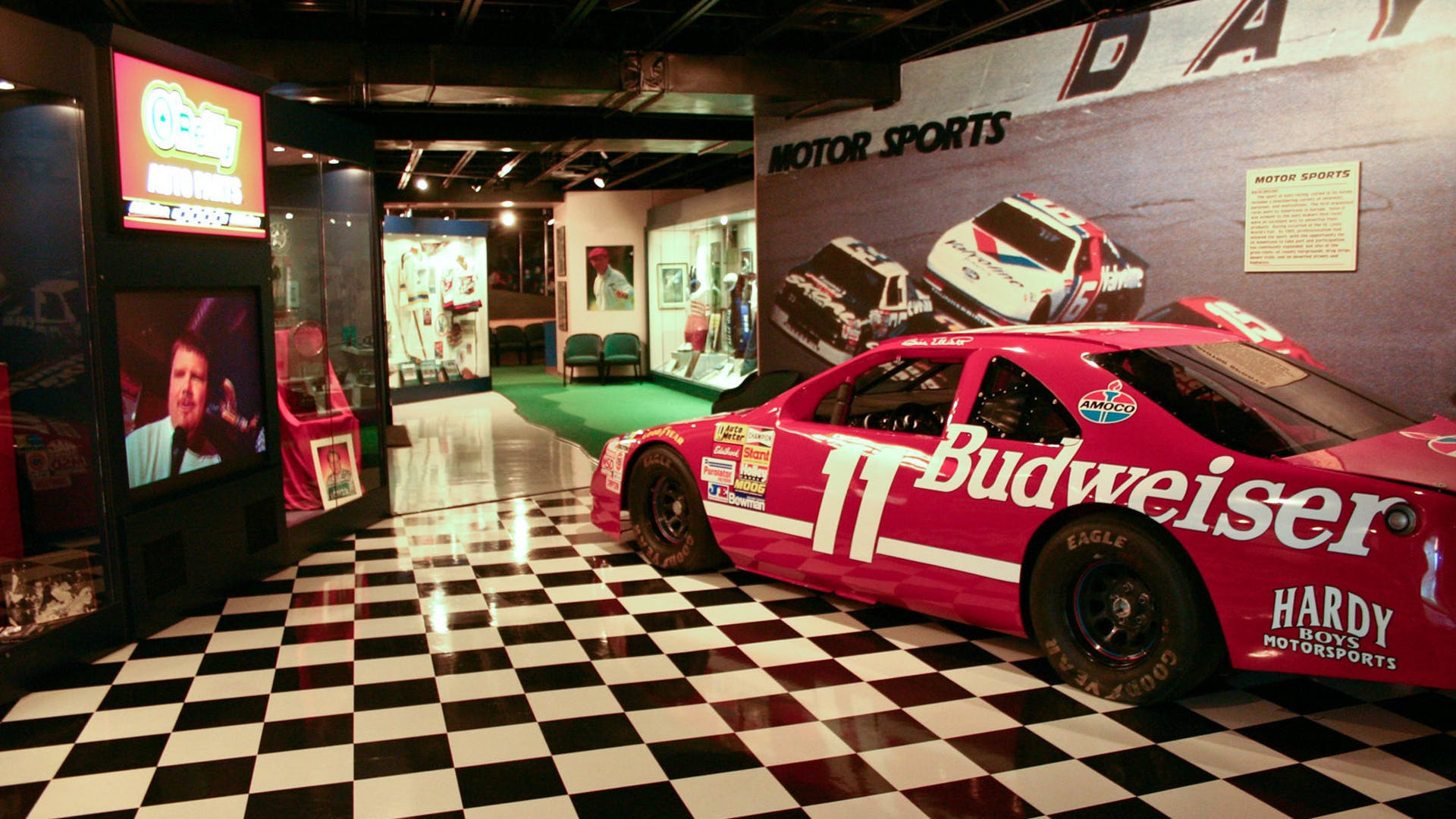 Motorsports Museum
