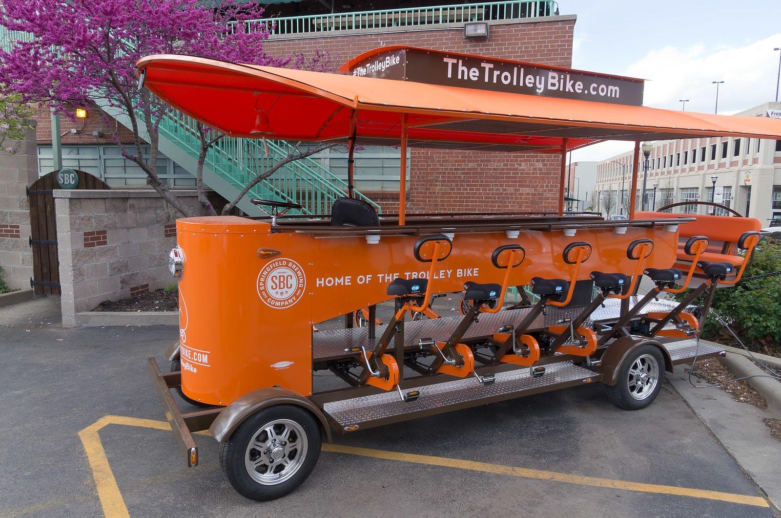 The Trolley Bike