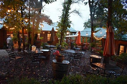 Photo courtesy of Bear Creek Wine Company