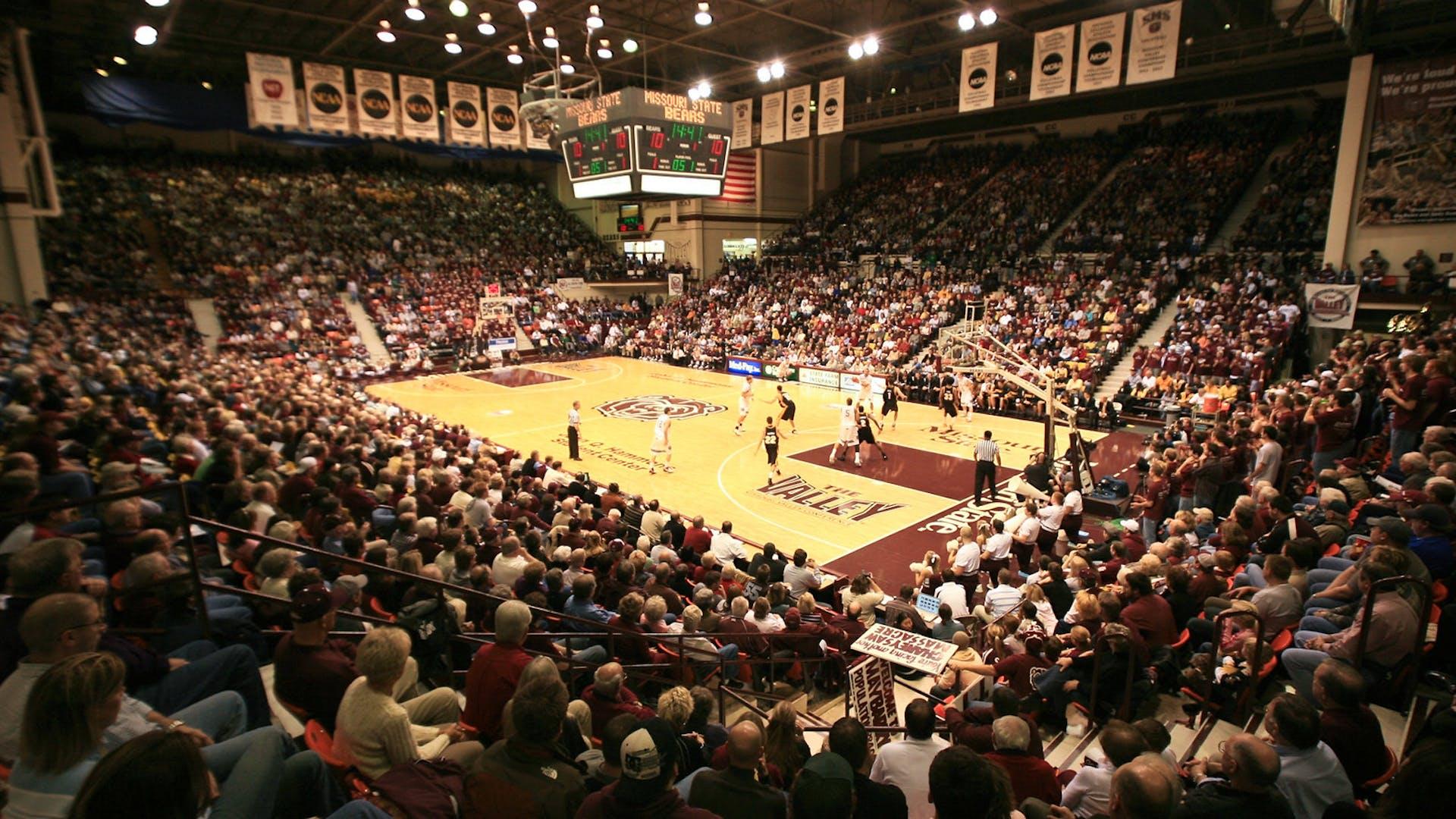 Missouri State Basketball