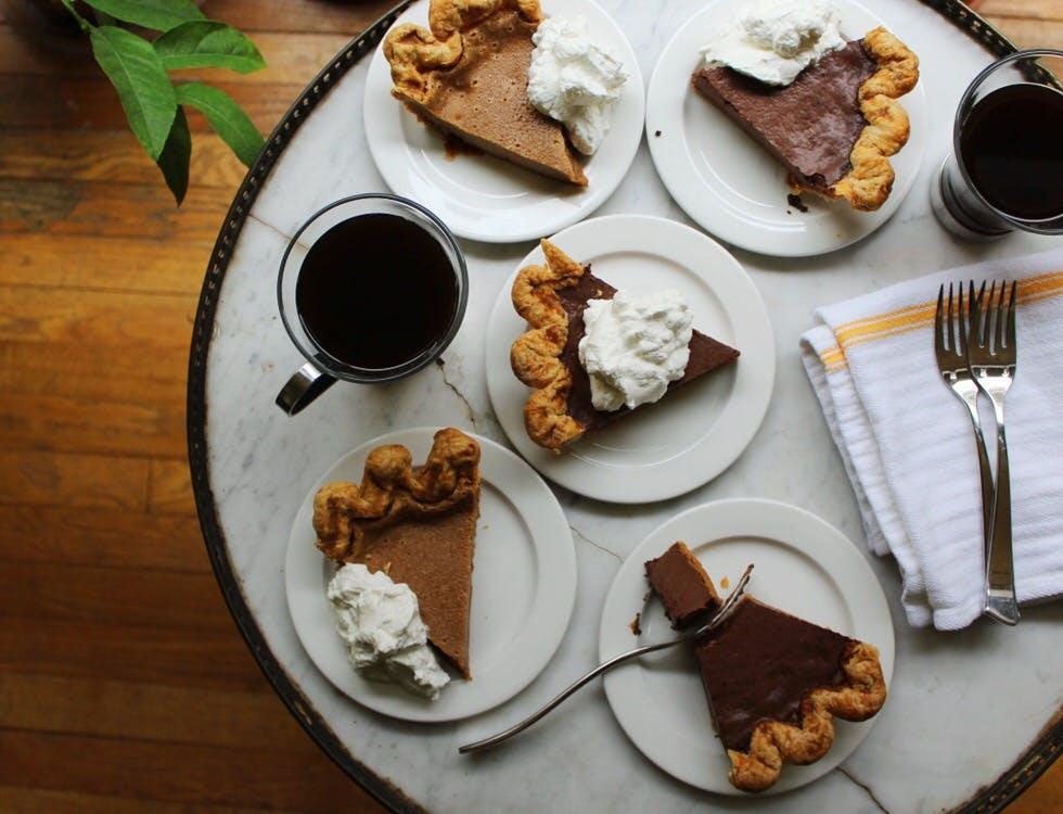 Prairie Pie Pi Day Photo