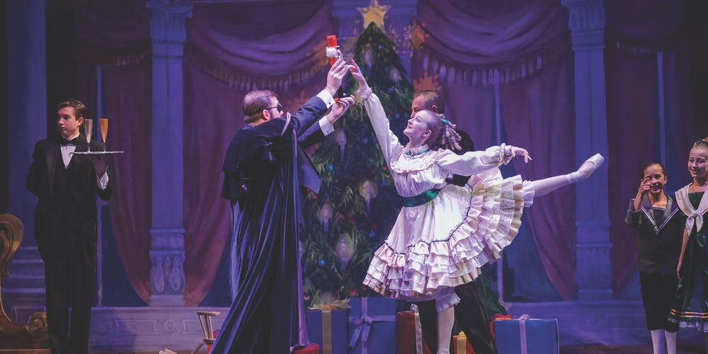 The Nutcracker by the Springfield Ballet