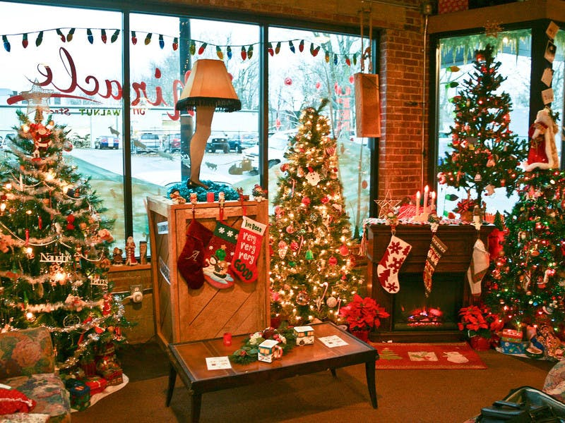 Missouri Spirits Christmas On Walnut Street 2020, Springfield, Mo Miracle on Walnut Street   Springfield Missouri Travel & Tourism
