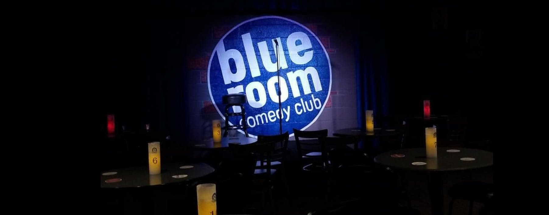 Blue Room Comedy Club