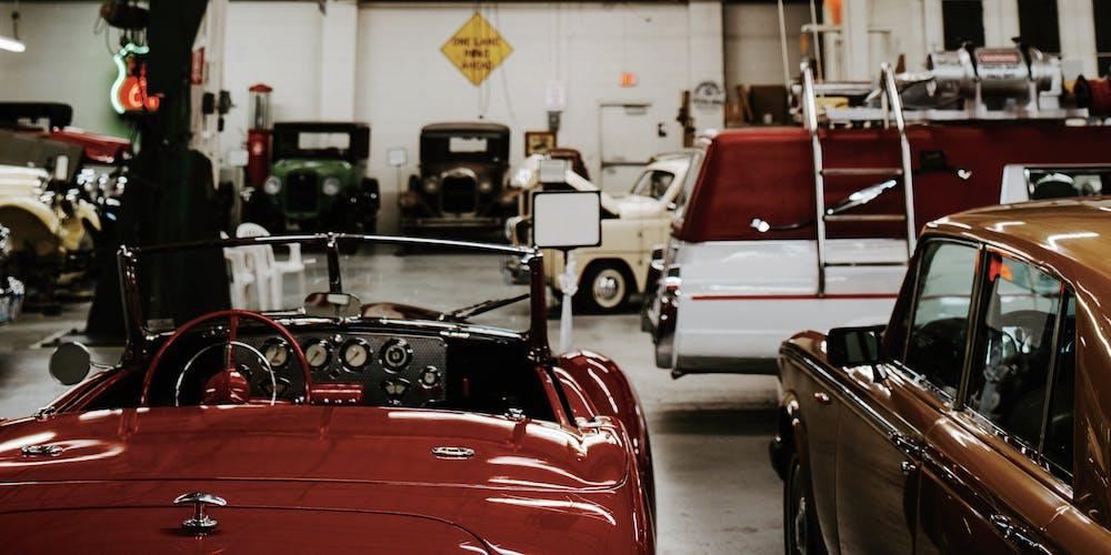 Route 66 Car Museum.