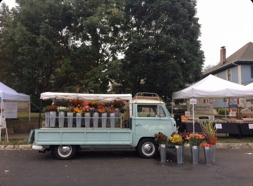 Ozark Mountain Flower Truck