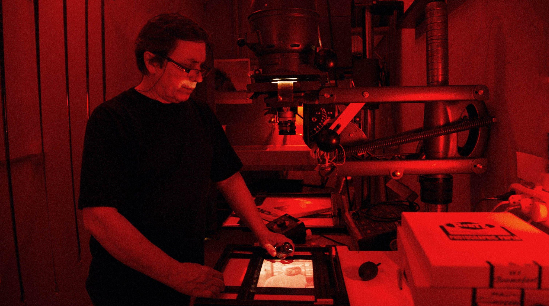 Ручная оптическая печать