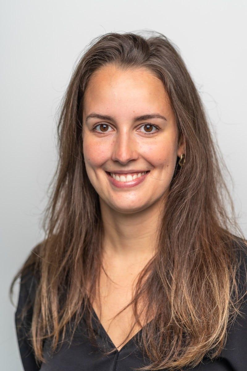 Yasmine De Maeyer