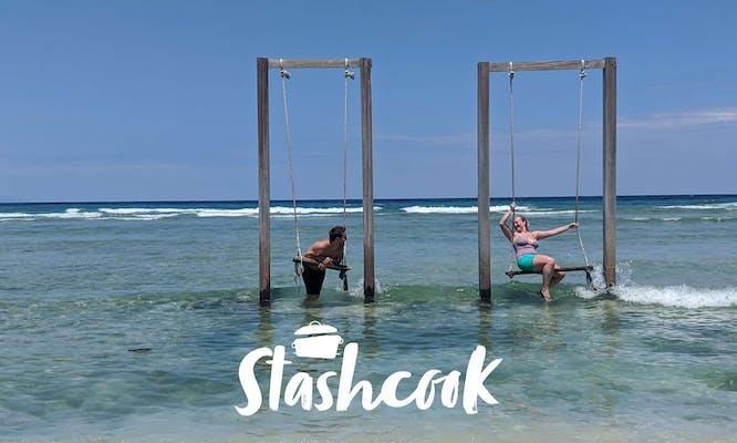Stashcook - so I made my girlfriend an app image