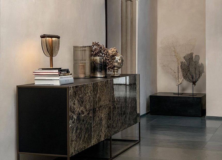 Styling a Console Table