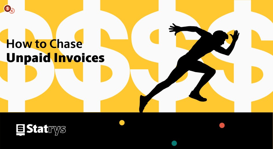 How to chase unpaid invoices