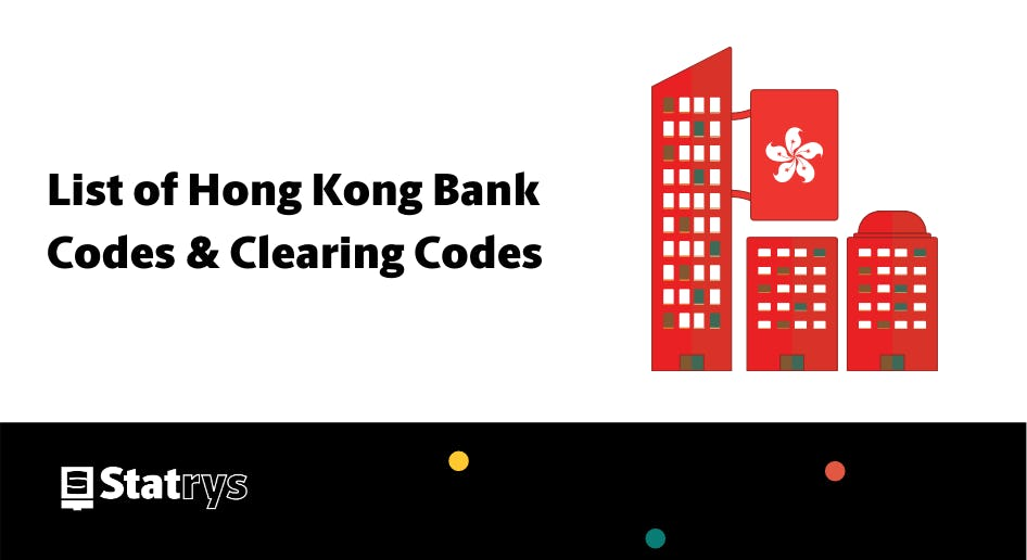 Hong Kong Bank Codes List