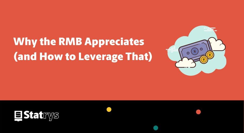 rmb appreciation