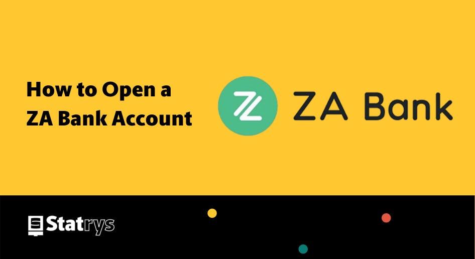 ZA bank account