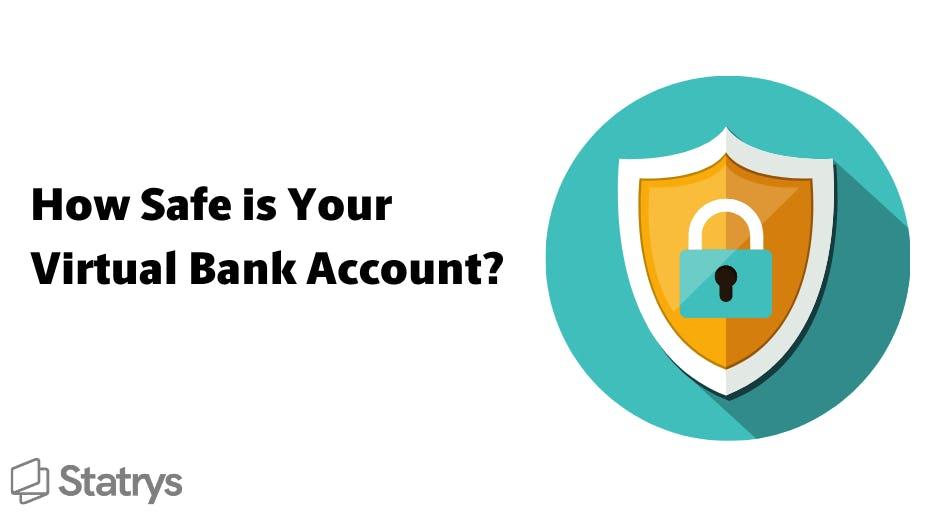 virtual bank account safety