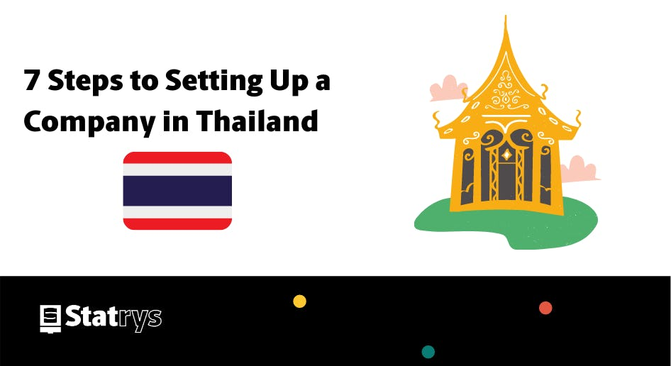 set up a company in thailand
