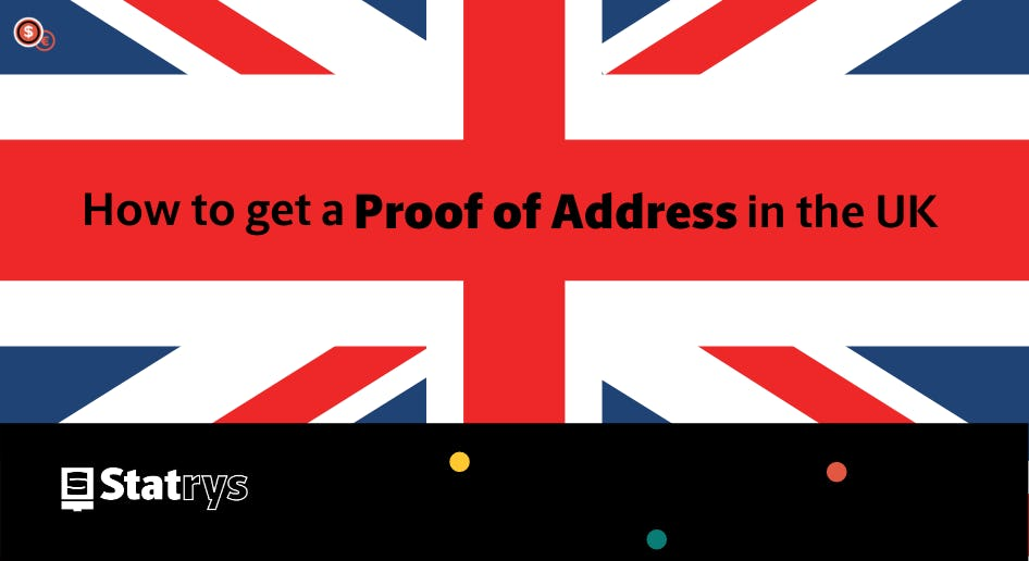 how to get a proof of address in the UK