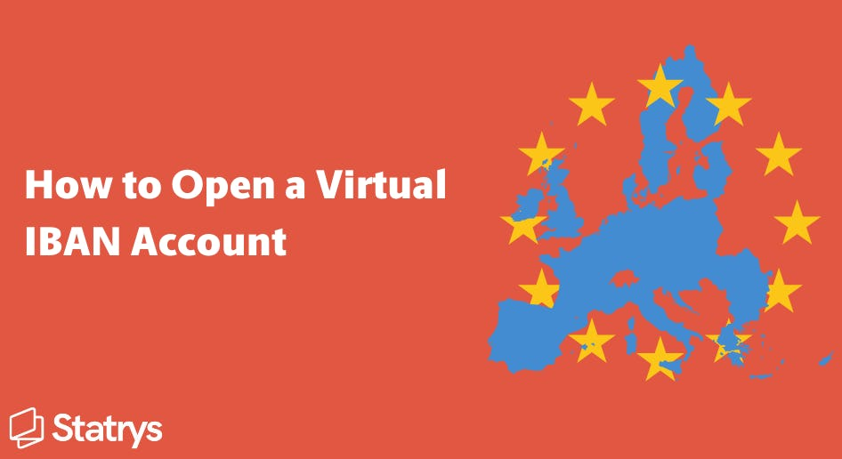 How to open a virtual iban account