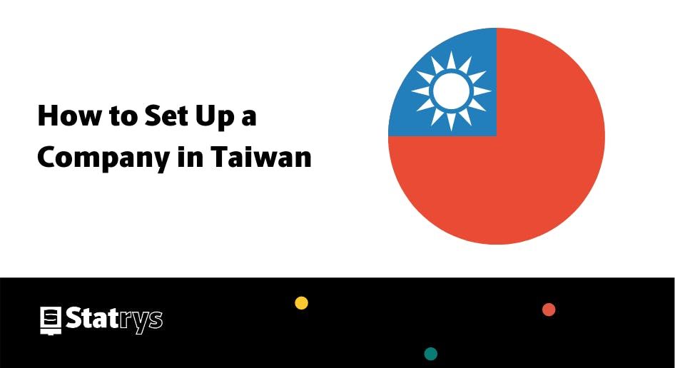 set up a company in taiwan