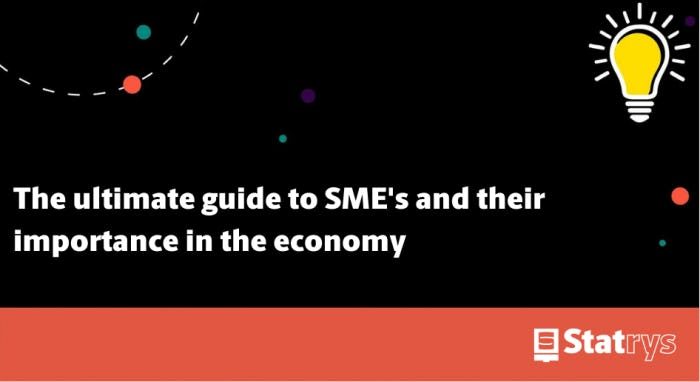 A guide to SME and its impact on economic growth