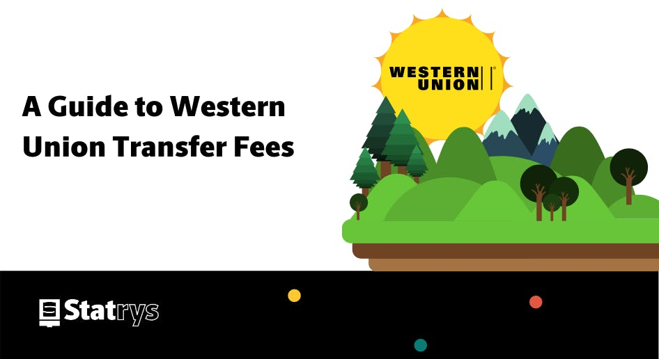 western union transfer fees